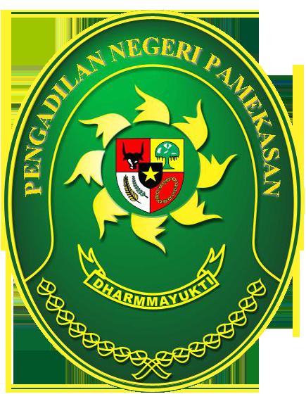 logo pengadilan pamekasan
